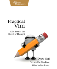 The Pragmatic Bookshelf:  Practical Vim